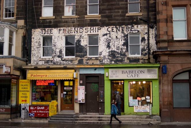 Shops, Edinburgh